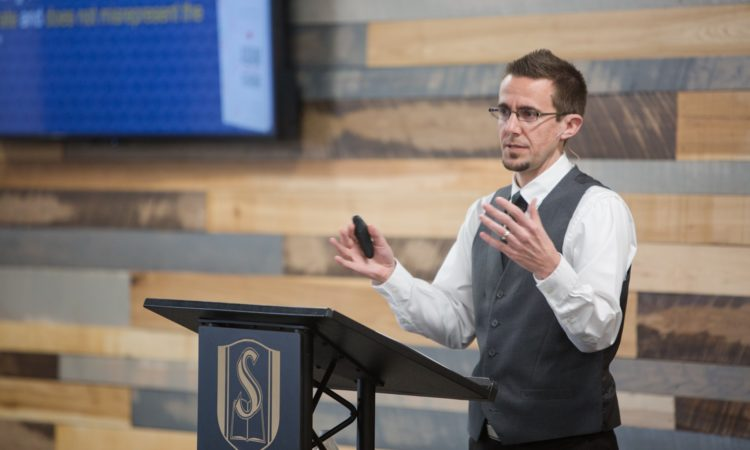 Nathaniel Jeanson of Answers in Genesis debates the existence of a historical Adam, evolution, creation and more.
